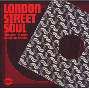 London Street Soul 1988-2009 21 Years Of Acid Jazz Records