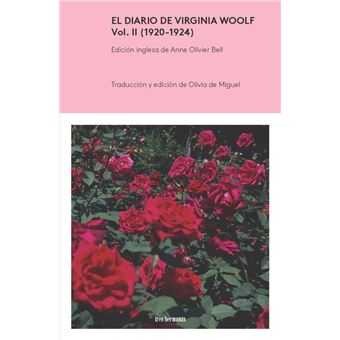 El diario de Virginia Woolf Vol II (1920-1924)