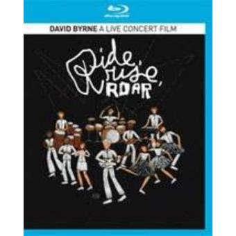 Blr-Ride Rise Roar (Formato Blu-Ray)