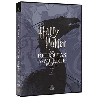 Harry Potter y las Reliquias de la Muerte Parte II - DVD