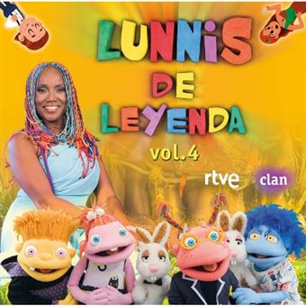 Lunnis de Leyenda Vol. 4 - CD + DVD