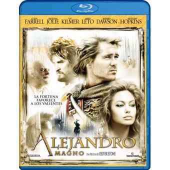 Alejandro Magno - Blu-Ray