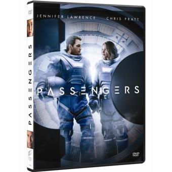 Passengers (2016) - DVD