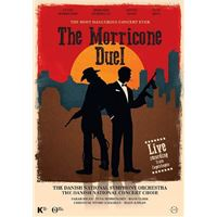 The Morricone Duel: The Most Dangerous Concert Ever - DVD