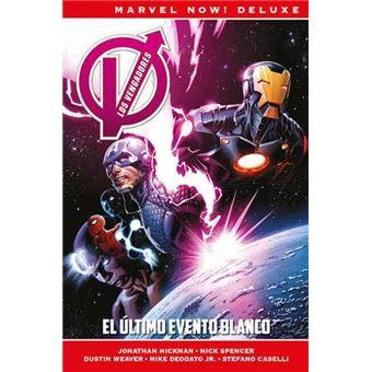 Los Vengadores de Jonathan Hickman 2. El Último Evento Blanco