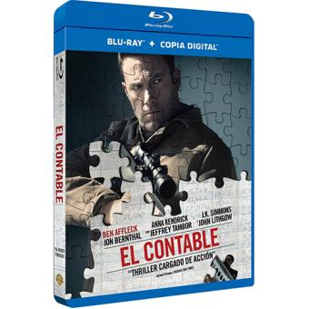 El contable - Blu-Ray