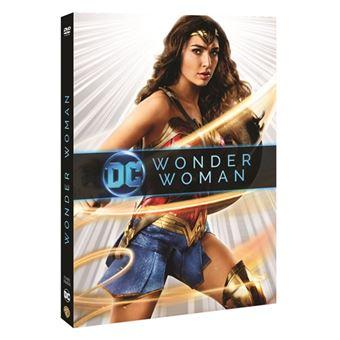 Wonder Woman Ed 2018 - DVD