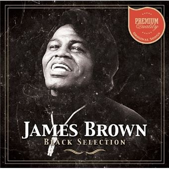 James Brown Black Selection - Vinilo