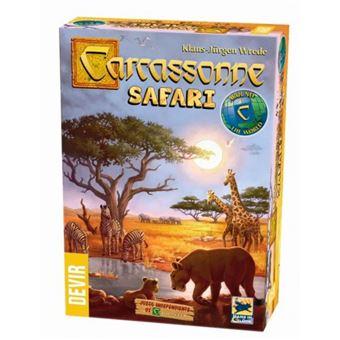Carcassone safari