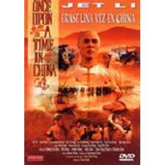 Érase una vez en China - Blu-Ray