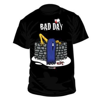 Camiseta Bad Day Pearls m