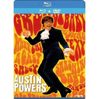 Austin Powers - Blu-Ray + DVD