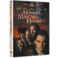 El hombre de la máscara de Hierro - DVD