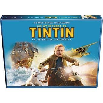Tintín y el secreto del unicornio - Blu-Ray Ed Horizontal