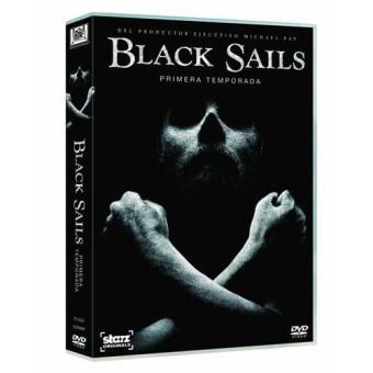 Black Sails -  Temporada 1 - DVD