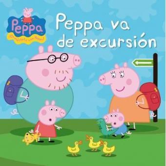 Peppa va de excursión. Peppa Pig