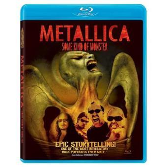 Metallica - Some Kind Of Monster (Ed. Blu Ray)
