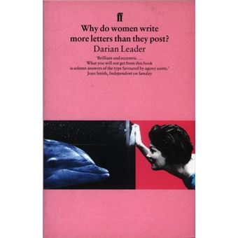 Why do women write more letters than they post?