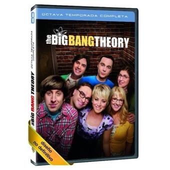 The Big Bang TheoryThe Big Bang Theory - Temporada 8 - DVD