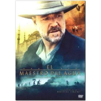 El maestro del agua - DVD