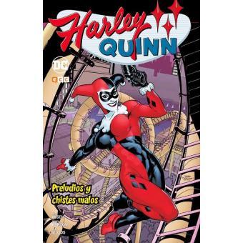 Harley Quinn. Preludios y chistes malos
