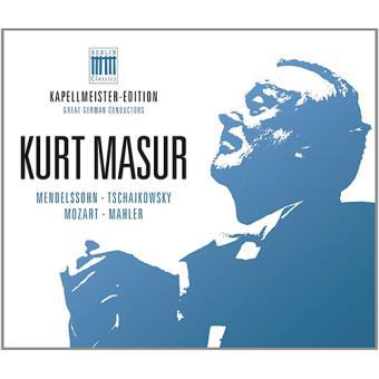 Kurt Masur - Kapellmeister-Edition Vol. 3