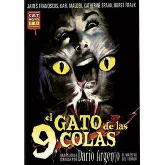 El gato de 9 colas - DVD