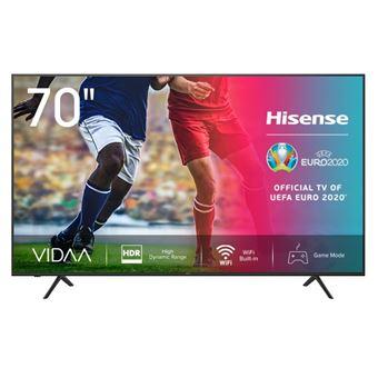 TV LED 70'' Hisense 70A7100F 4K UHD HDR Smart TV