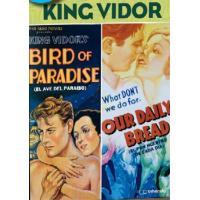 Pack King Vidor: El ave del paraíso + El pan nuestro de cada día - DVD