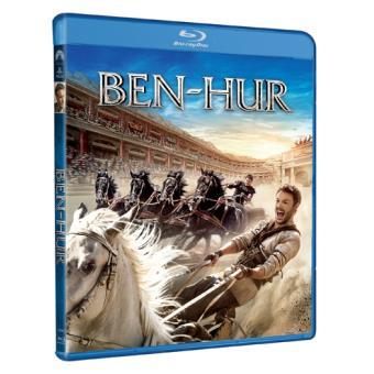 Ben-Hur - Blu-Ray - 2016