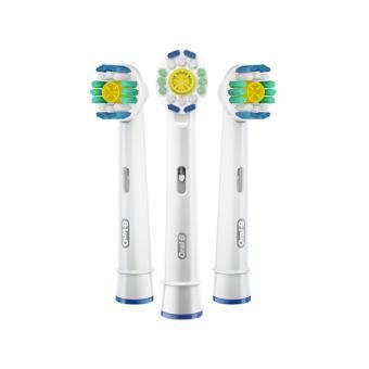 Recambio dental Oral-B EB183FFS Pack 3 unidades