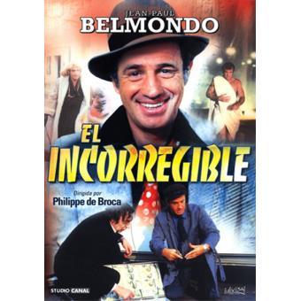 El incorregible - DVD