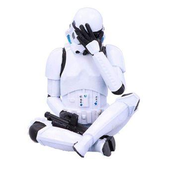 Figura Star Wars - Stormtrooper No ver