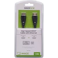 Cable HDMI Sinox One 1 m
