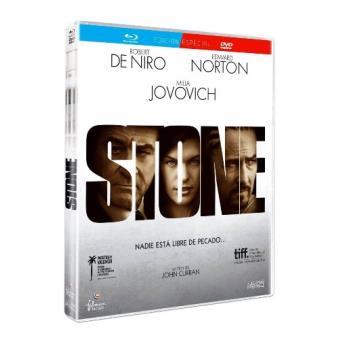 Stone - Blu-Ray + DVD