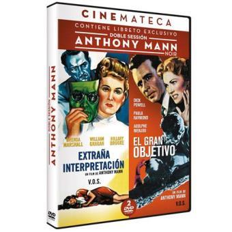 Pack: Doble sesión Anthony Mann - DVD