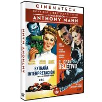 Pack: Doble sesión Anthony Mann - DVD
