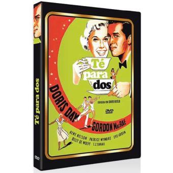 Té para dos - DVD