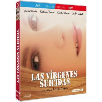 Las vírgenes suicidas - Blu-Ray + DVD