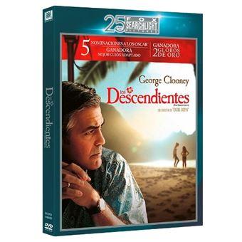 Los descendientes   Ed 25 Aniversario Fox Searchlight - DVD