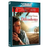 Los descendientes  - Ed 25 Aniversario Fox Searchlight - DVD