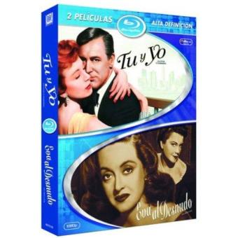 Pack Tú y Yo - 1957 + Eva al desnudo - Blu-Ray