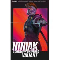 Ninjak contra el Universo Valiant