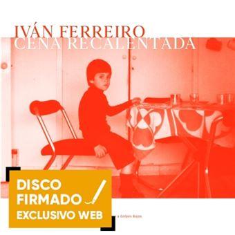 Cena recalentada - Disco Firmado