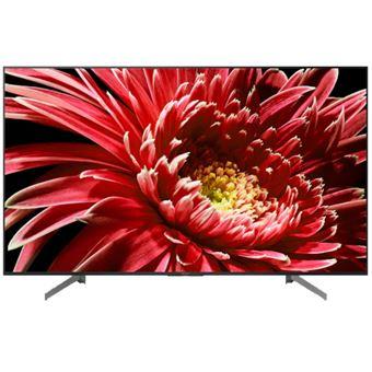 TV LED 65'' Sony Bravia KD-65XG8596 4K UHD HDR Smart TV Negro