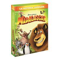 Pack Madagascar 1-3 - DVD