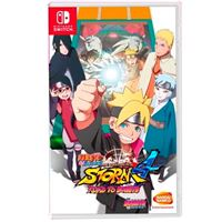 Naruto Shippuden: Ultimate Ninja Storm 4: Road To Boruto Nintendo Switch