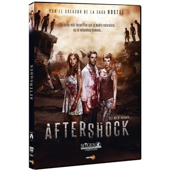 Aftershock - DVD