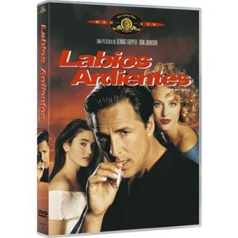 Labios Ardientes - DVD
