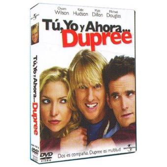 Tu, yo y ahora Dupree - DVD